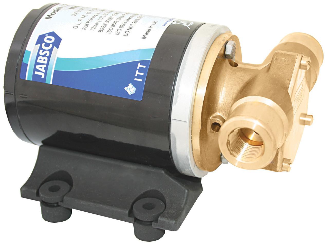 Pump - 'Mini Puppy' Compact Low Flow Pump 24v
