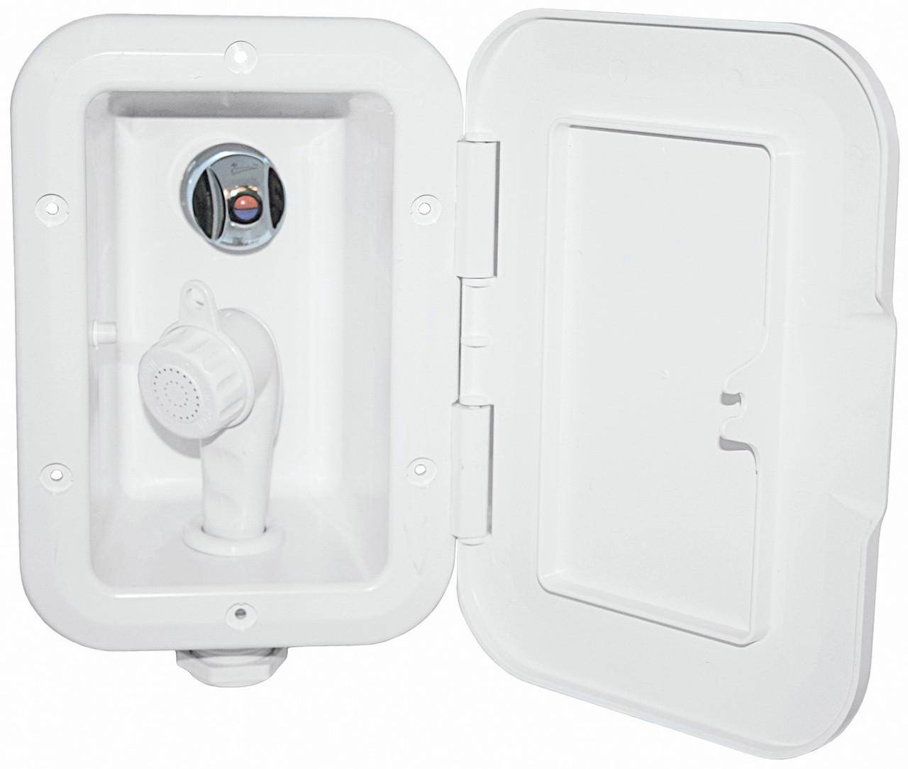 Transom Shower Set 5Mtr