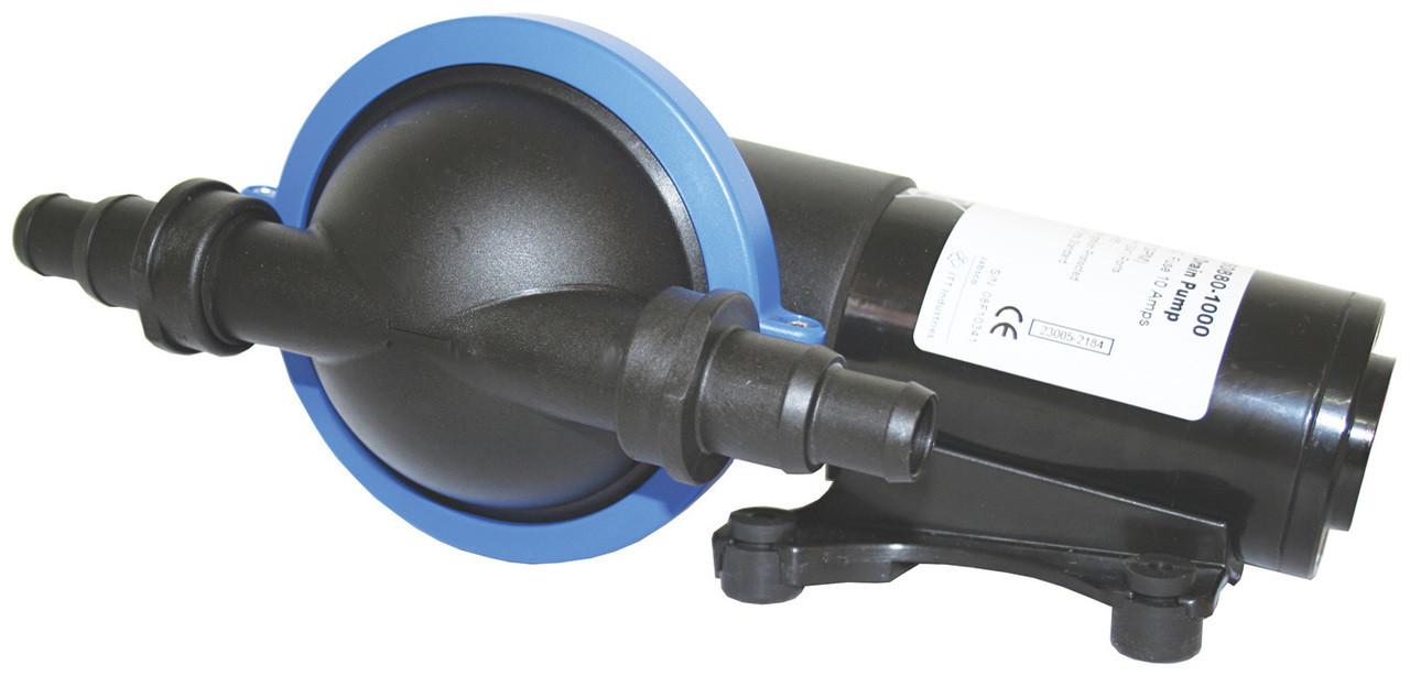 Jabsco Pump - Bilge/Shower Drain Pump 12v