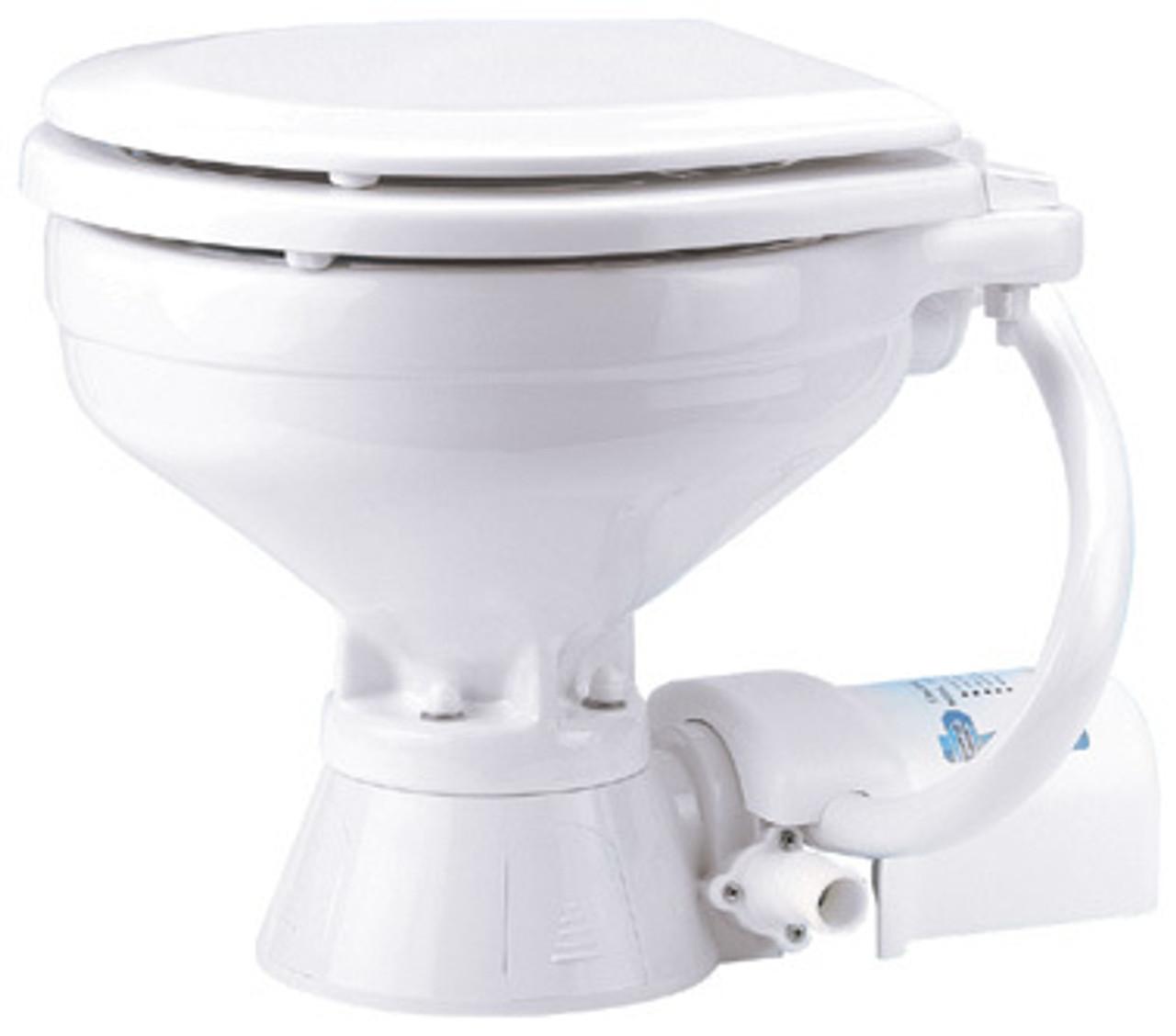 Toilet - Electric Large Bowl 24volt