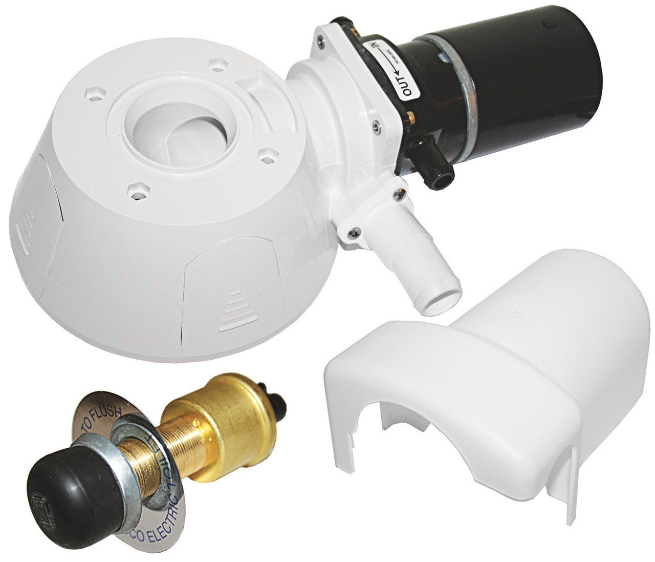 Electric Conversion Kit 12v Base Mounted