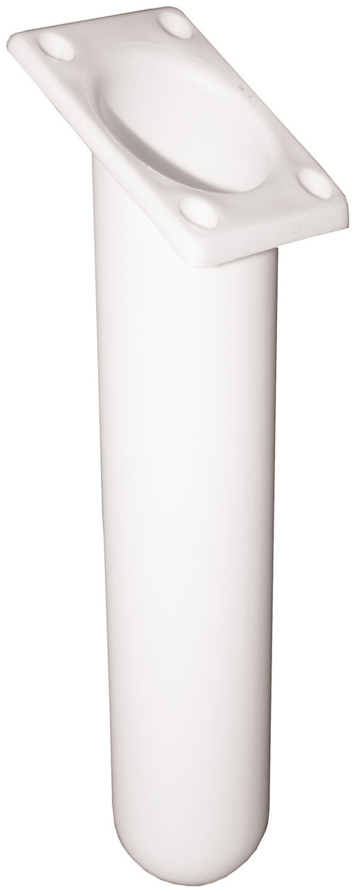Rod Holder - Narrow White