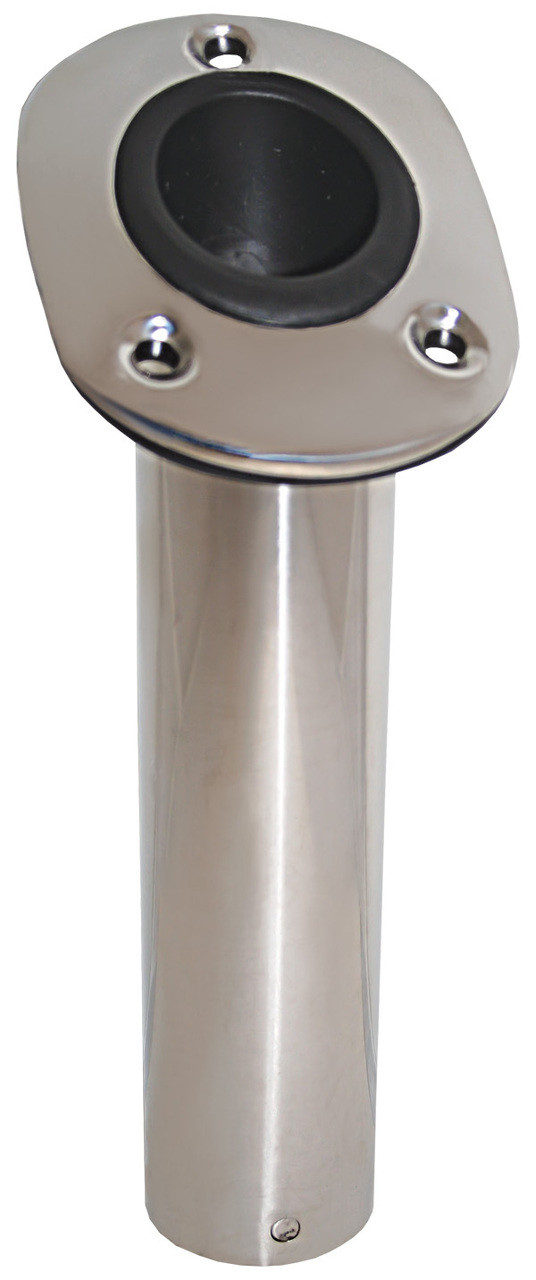 Rod Holder - Flush Mount Stainless Steel