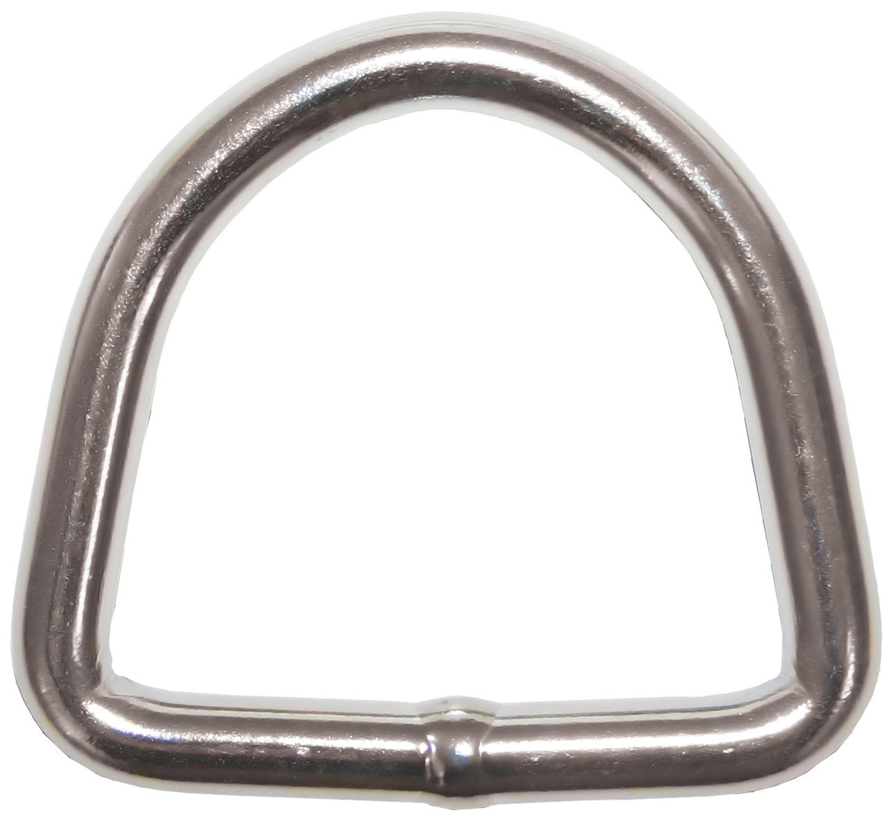 Dee Ring S/S 4 x 25mm