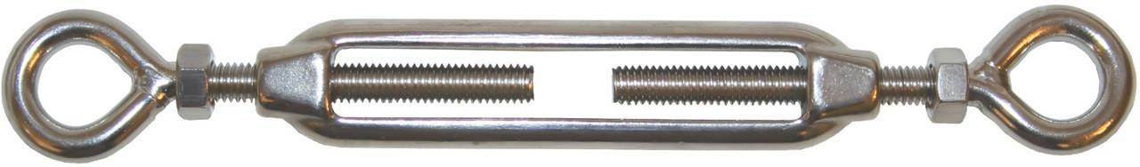 Turnbuckle E & E S/S 10mm