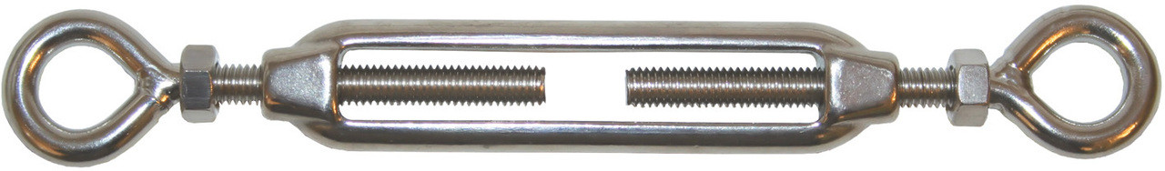 Turnbuckle E & E S/S 5mm