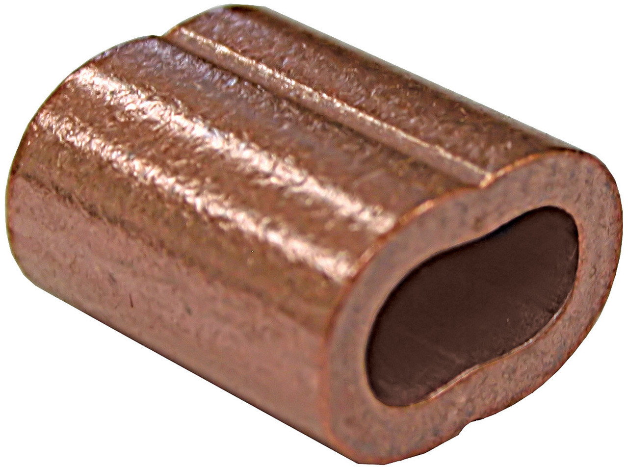 Swage copper 2mm