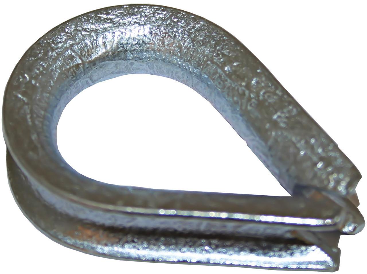 Thimble Galv. 24mm