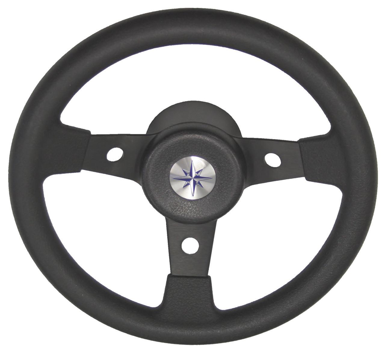 Steer Wheel DELFINO 310mm