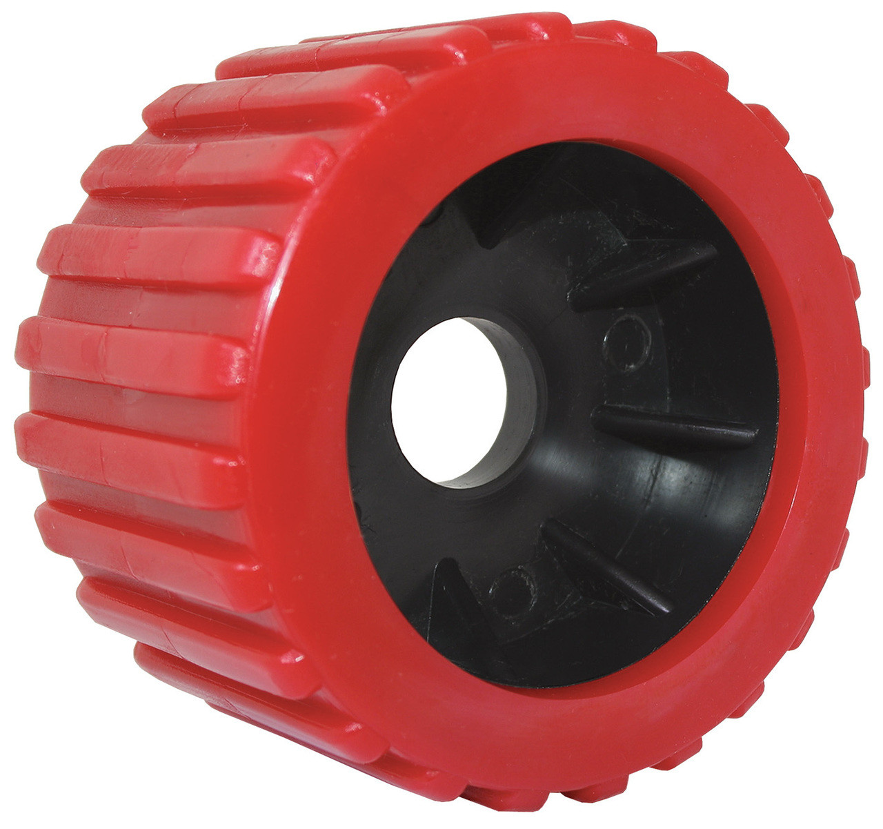 Wobble Roller 75mm Red