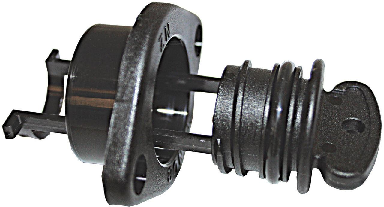 Tenob Medium Drain Plug - White