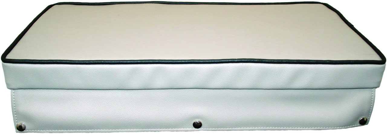 Tinny Seat Cushion - 1200mm x 300mm - Grey