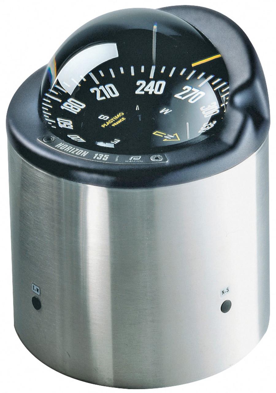 Horizon 135 Power & Sail Compass - Black