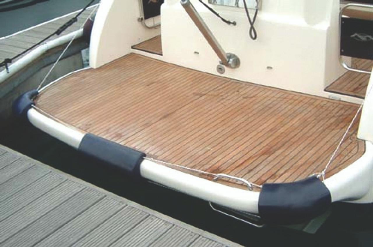 'Ocean' PVM2 Solid Stern Corner Fender