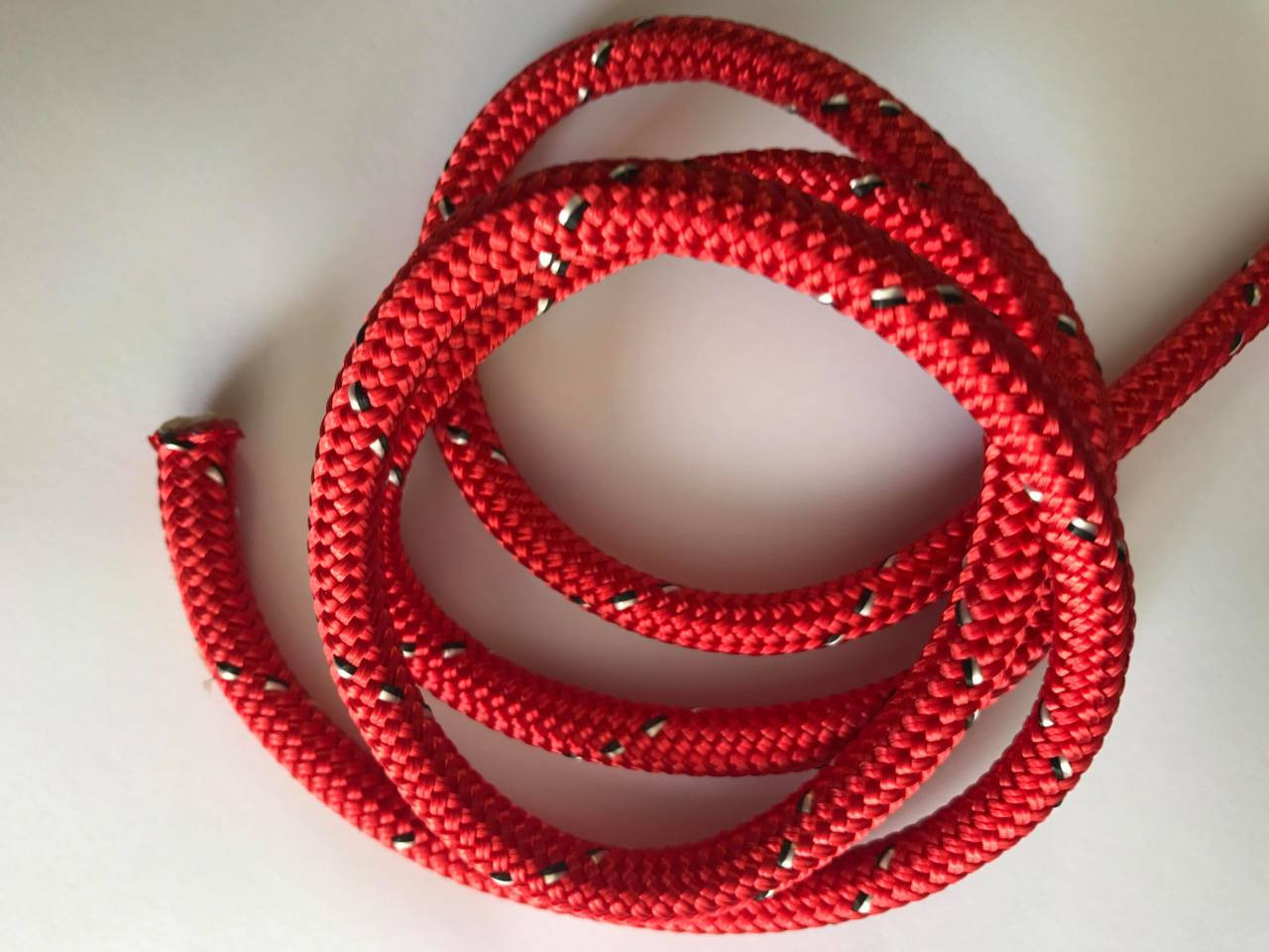 Rope - Spectra Red 8mm x 1metre