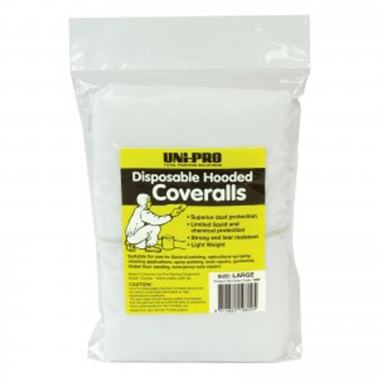 Coverall Disposable XXL