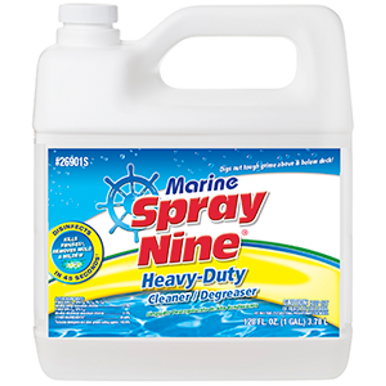 Spray Nine Marine 3.78litre