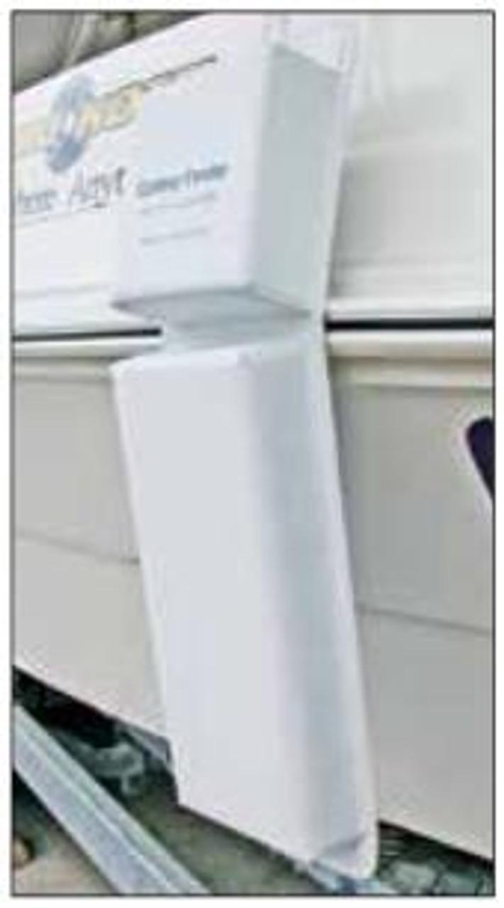 Fender Contour White 530mm x 150mm