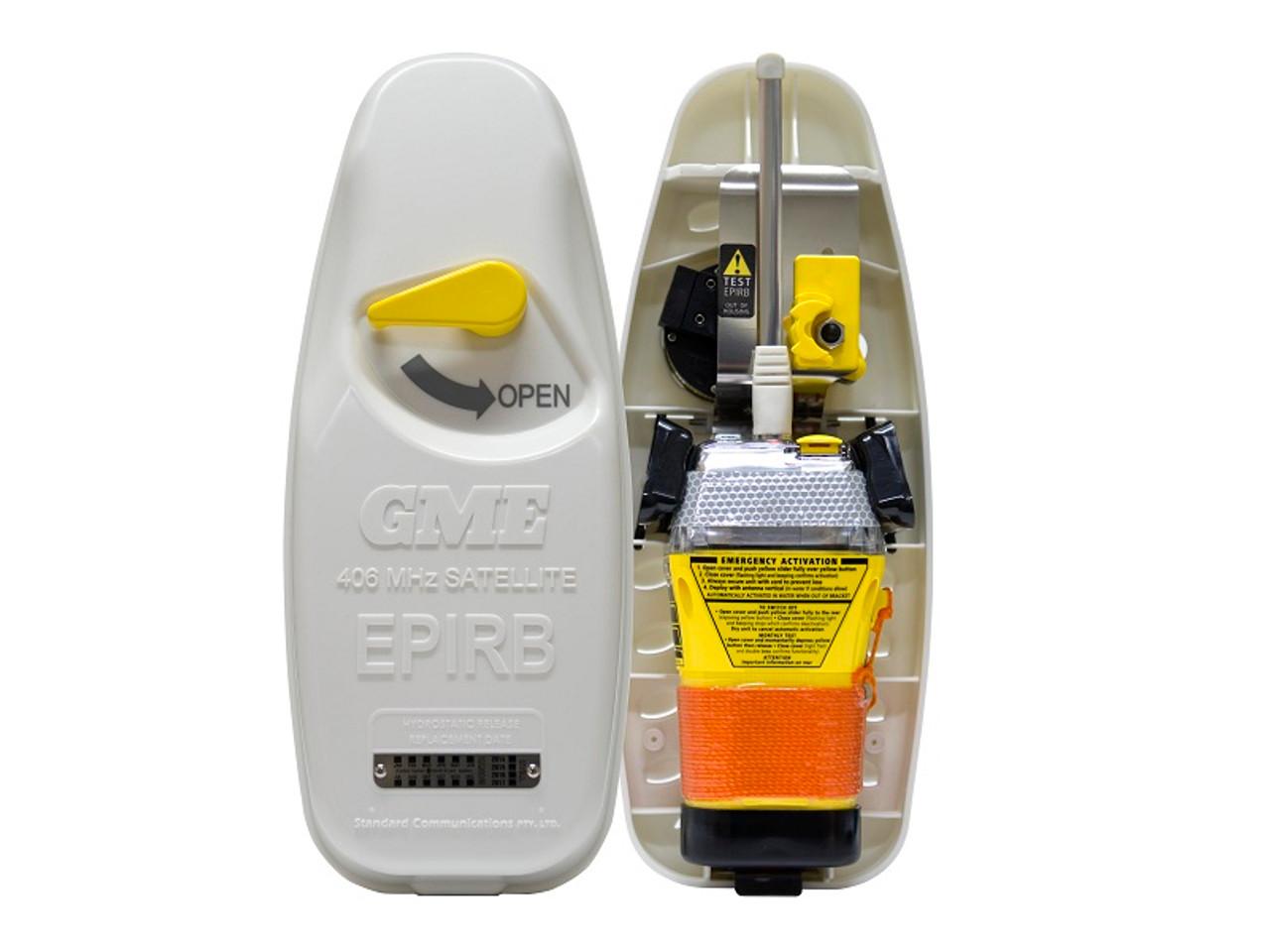 EPIRB Float Free 406 + GPS