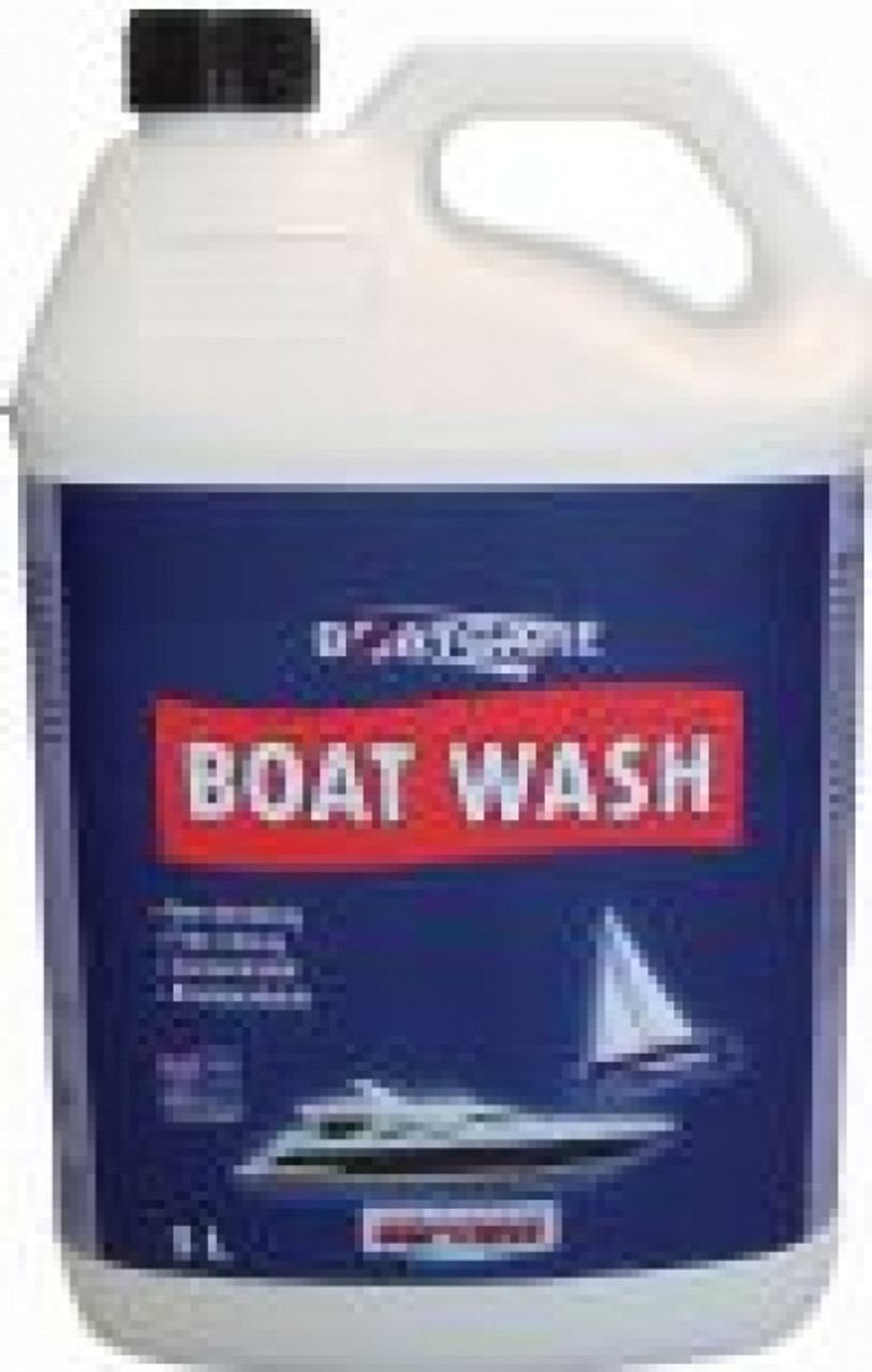 Boat Wash & Wax 5Litre