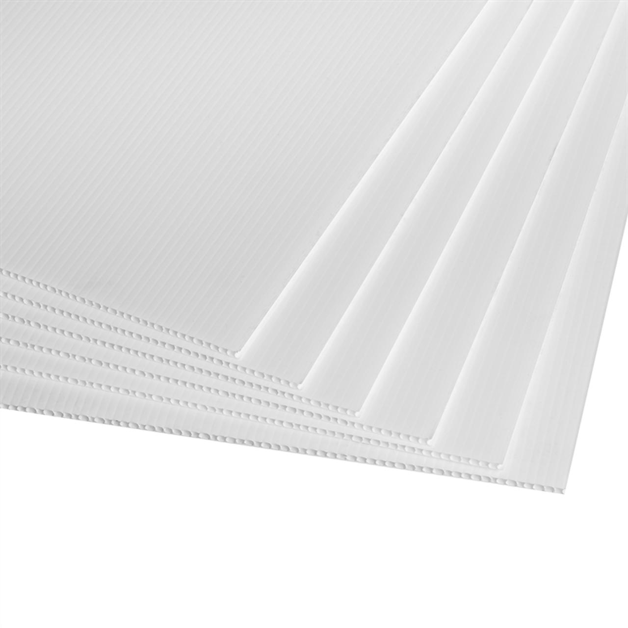 Corflute Sheet 1200 x 2400