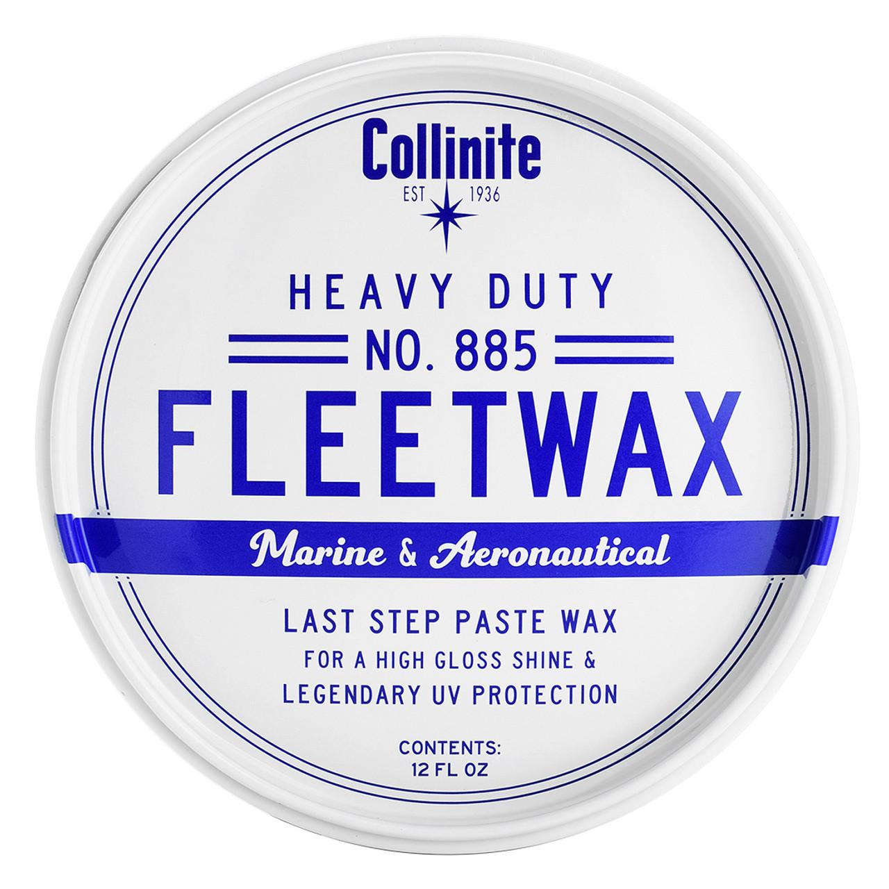 Collinite #885 Heavy-Duty Fleet Wax Paste 473ml