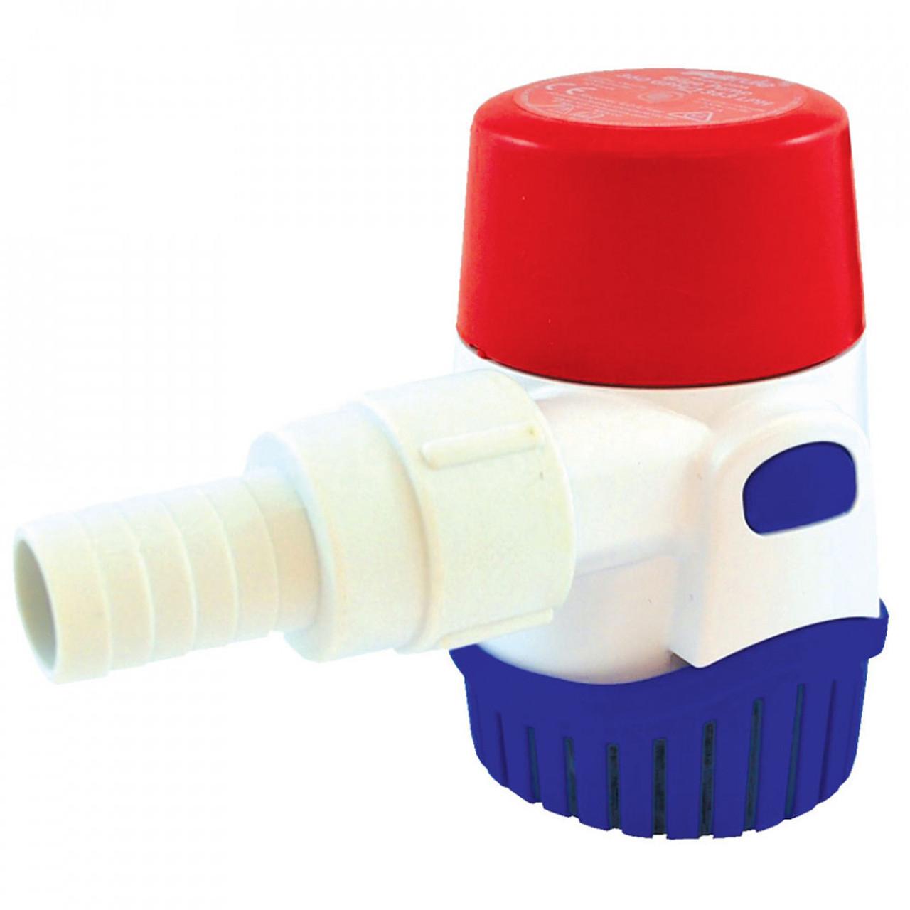 Rule 800 GPH Automatic Water-Sensing Bilge Pump 12v