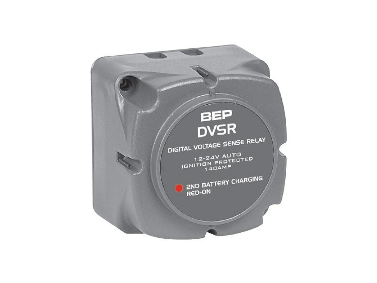 BEP Digital Voltage Sensing Relay 12/24