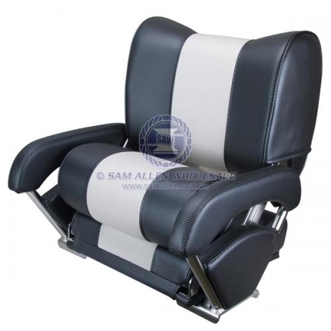 Seat - Thigh Rest Down