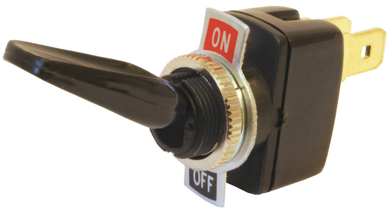 Switch Toggle Plast On/Of