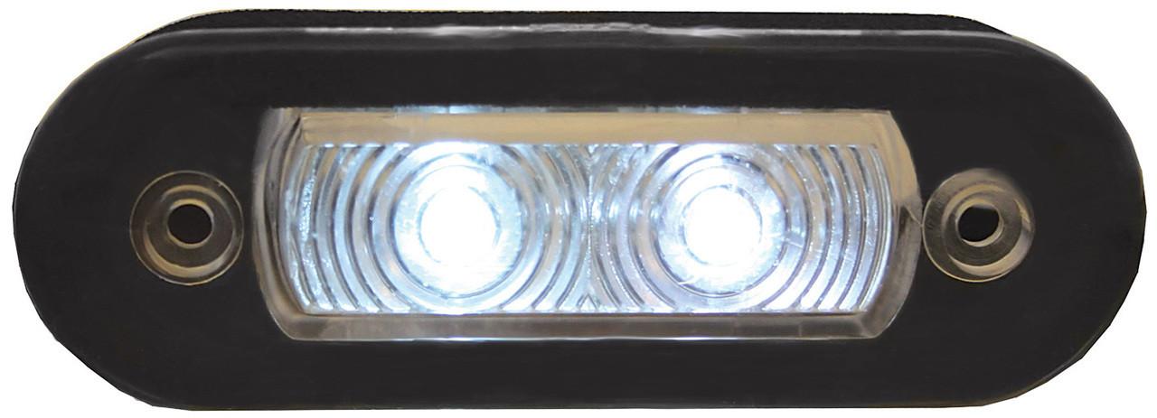 Light -LED Rect White 12V