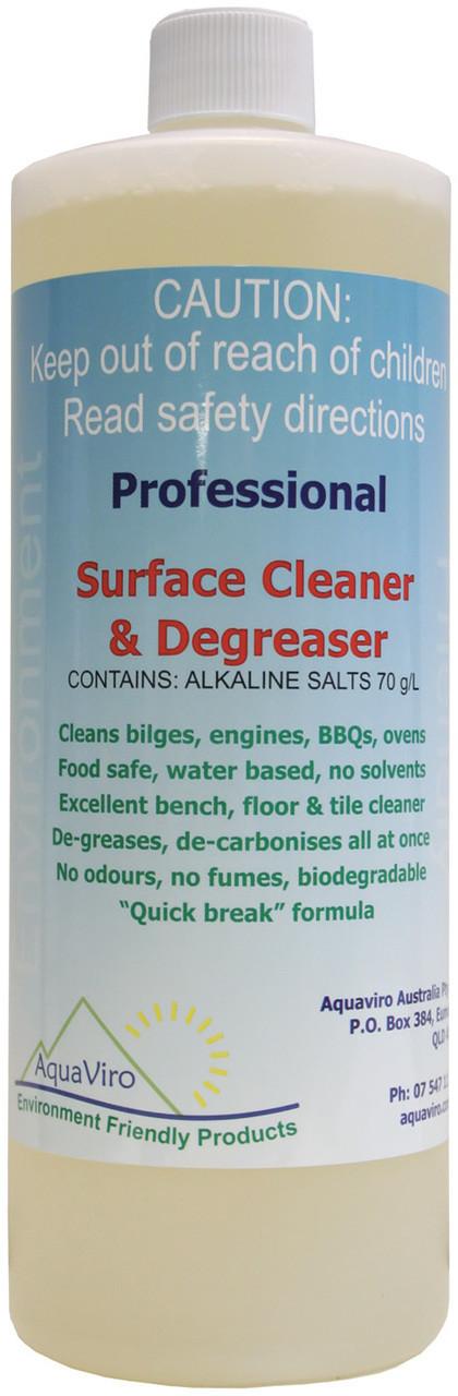 Cleaner & Degreaser 1L