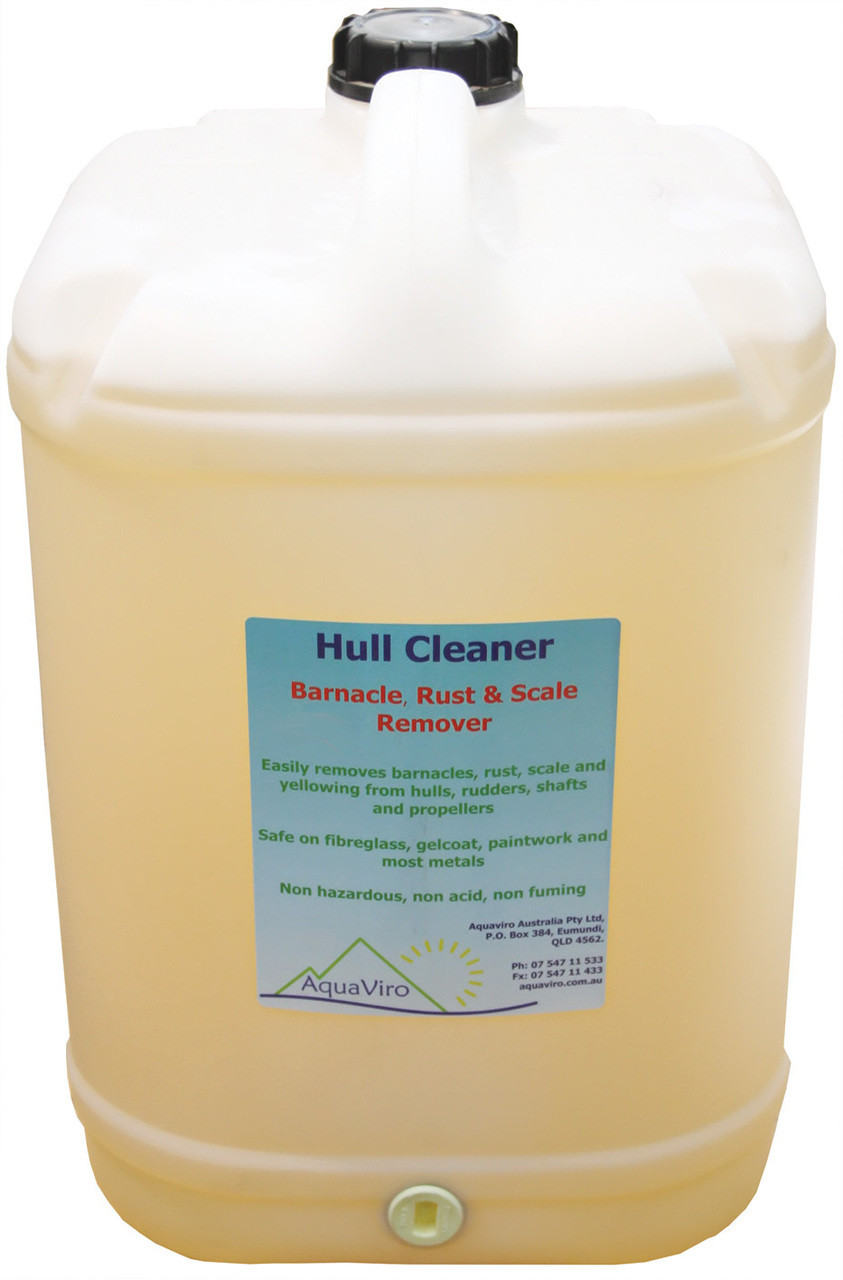 Aquaviro Hull Cleaner 25litre