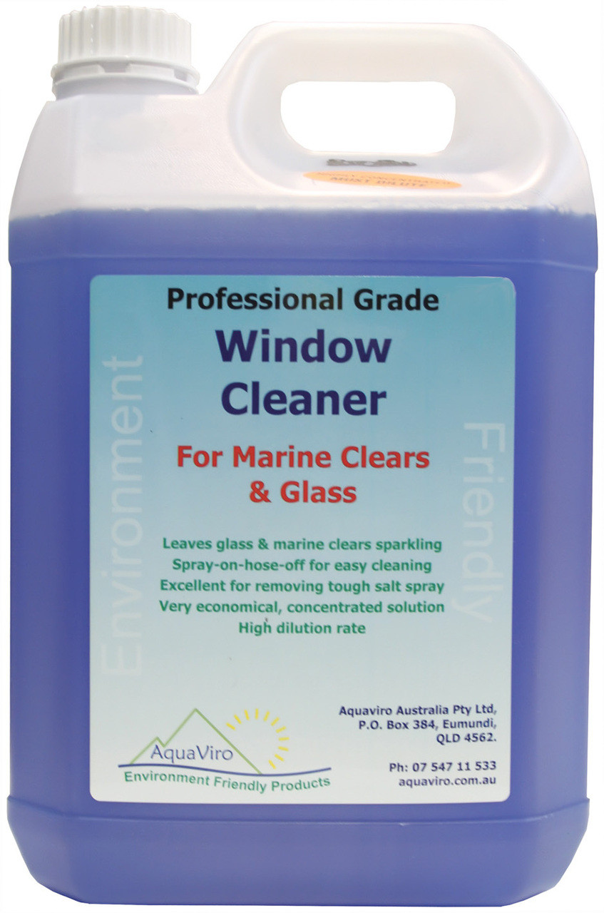 Clears/Glass Cleaner 5L