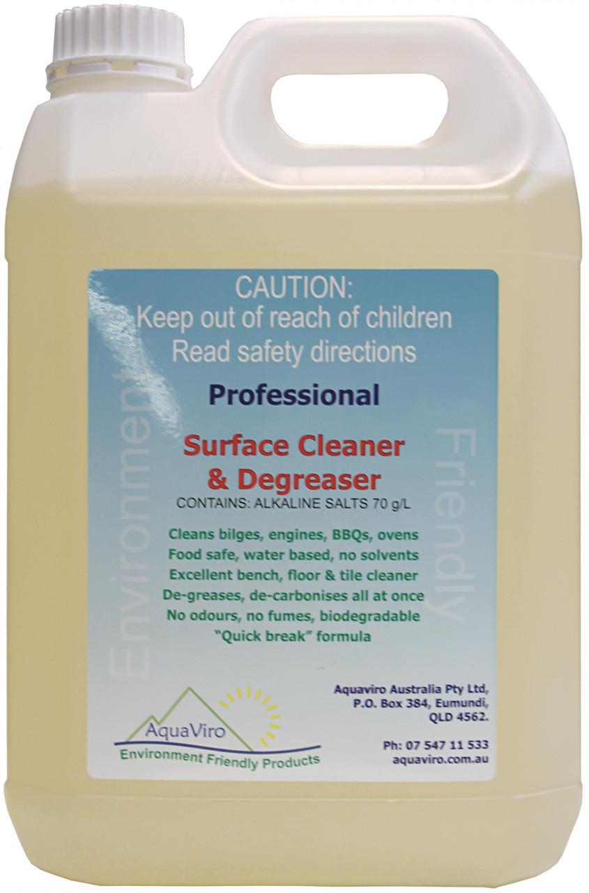 Cleaner & Degreaser 5litre