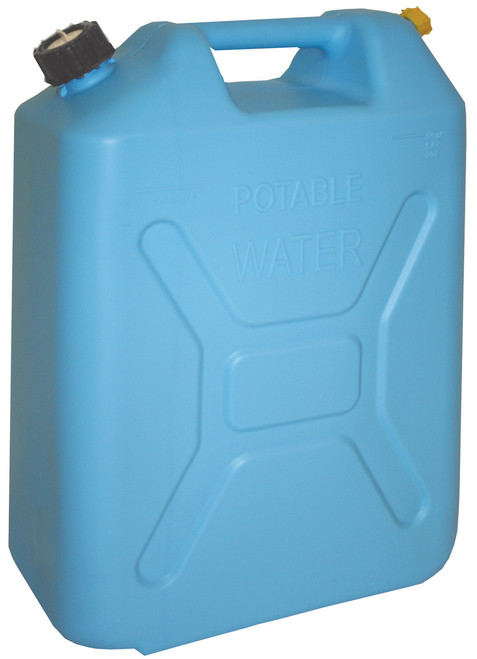 Jerry Can -Water Blue 20L