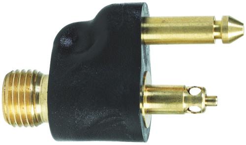 Fuel Fit Brass Male OMC