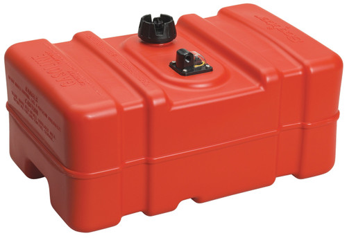 Fuel Tank -34L With Gauge