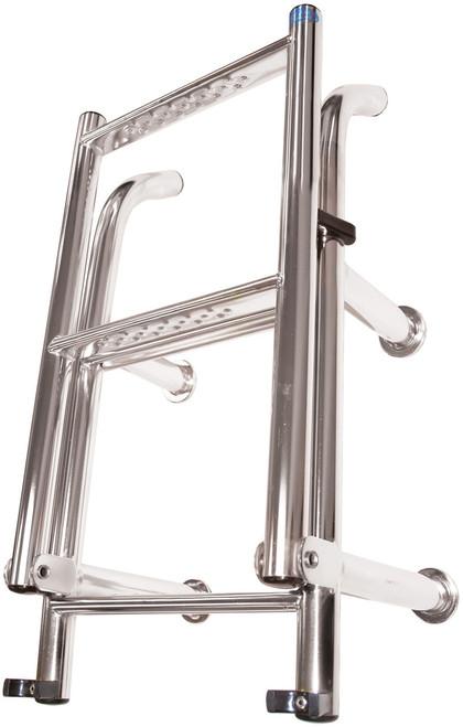Manta Ladder S/S 4 Rung Thin