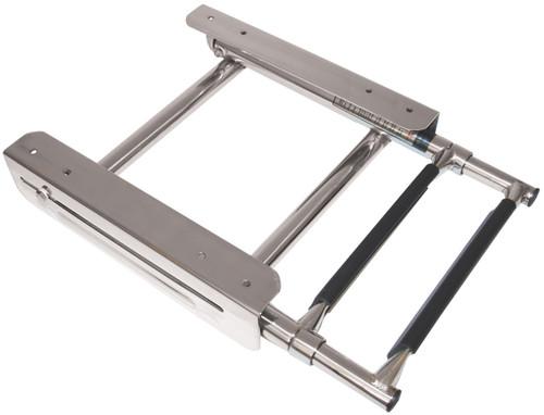 Ladder S/S Tele Retract 2