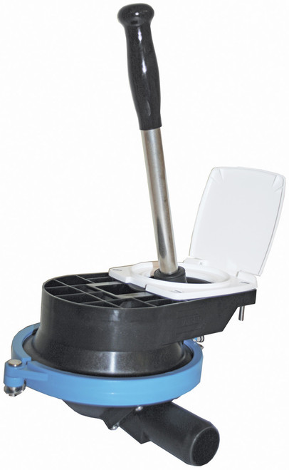 Pump - Amazon Thru-Deck Manual Pump