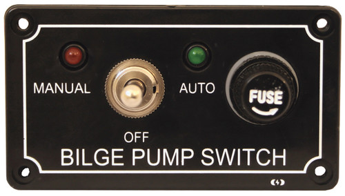 Switch -Bilge Pump Panel