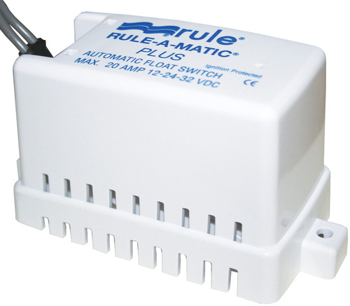 Float Switch - Rule -A-Matic PLUS