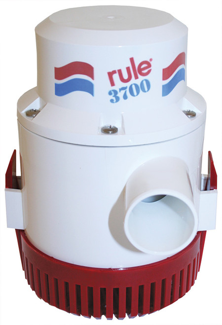 Bilge Pump 'Rule' 3700GPH 24v