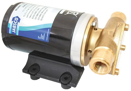 Pump - 'Junior Puppy' High Pressure, Medium Flow 12v