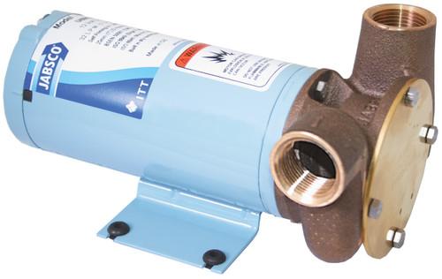 Pump - 'Utility-Puppy' High Flow, Heavy Duty, Run-Dry 24v