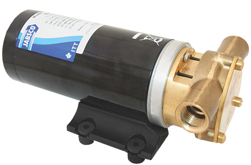 Pump - 'Maxi-Puppy' Very High Flow, Heavy Duty 24v