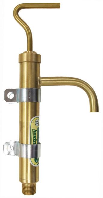 Sump Pump - Plain Brass