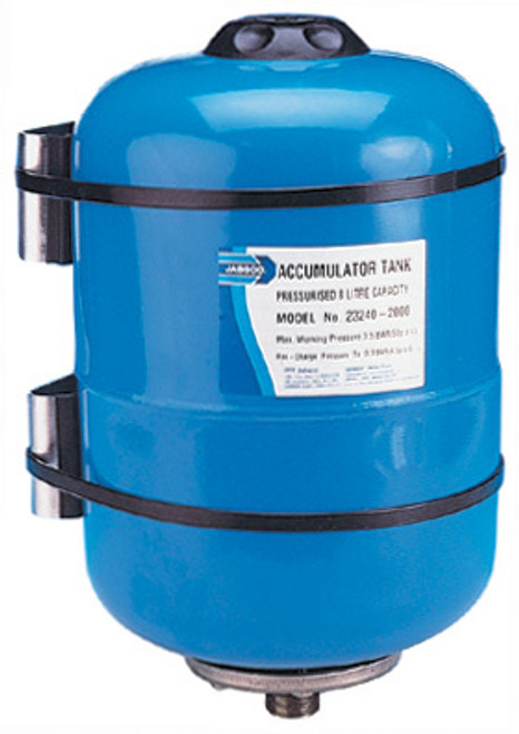 Jabsco Accumulator Tank 8 Litre