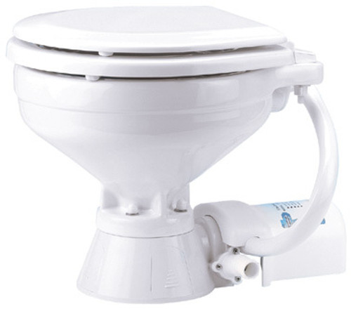 Toilet - Electric Standard Bowl 24v